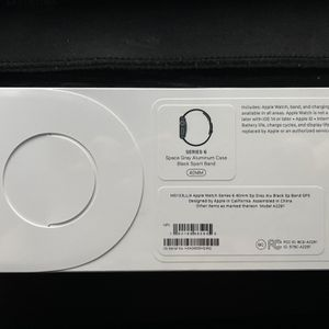 Apple Watch Series 6 40mm for Sale in Sacramento, CA