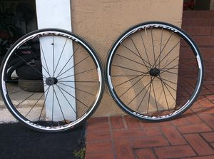 Road bike lightweight racing rims and tires for Sale in Southwest Ranches, FL