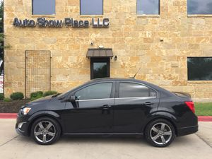 2014 CHEVY SONIC $1700/DOWN for Sale in Austin, TX