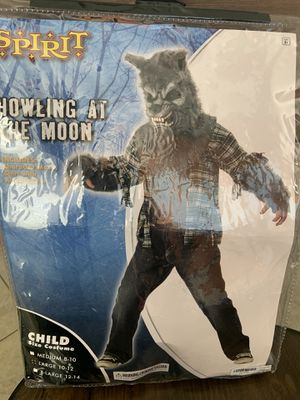 Werewolf Costume, Youth Large Brand New for Sale in Lutz, FL