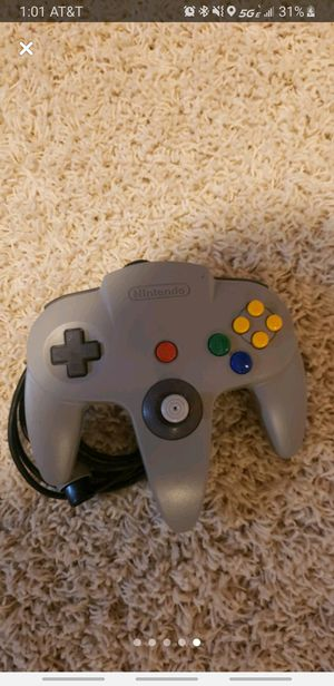 N64 all cores and 2 games for Sale in Aurora, IL