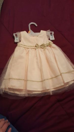 Baby party dress 0-3 months $5 for Sale in West Palm Beach, FL