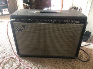Fender Ultimate Chorus Guitar Amp 2x12 for Sale in Clovis, CA