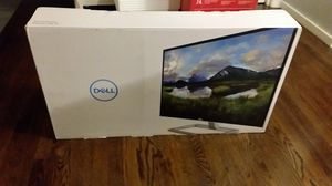 Dell 32 inch lcd Hd monitor 1080p for Sale in Quincy, MA