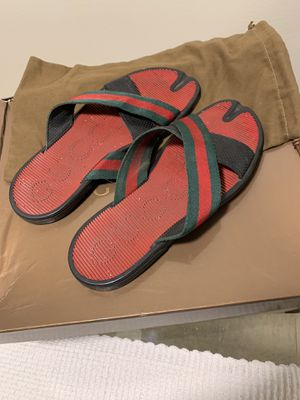 Gucci Leather Sandals for Sale in Bronx, NY
