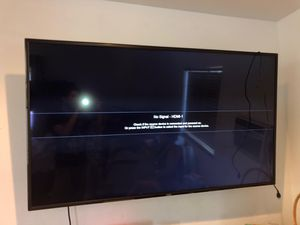 65' flat screen TV for Sale in Huntington Park, CA