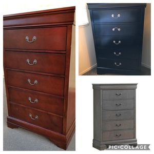 New 5 Drawer Tall Chests for Sale in Fresno, CA