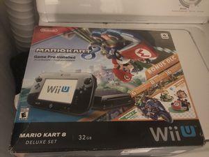 Nintendo Wii U Mario Kart Edition for Sale in Washington, DC