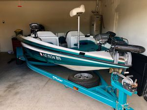 1998 FISHER F18 FS (SKI & BASS BOAT) for Sale in Cave Creek, AZ