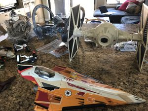 Giant lot of vintage Star Wars collectible toys for Sale in Seattle, WA