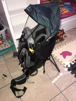 Baby (Dexter) Hiking Carrier for Sale in Tampa, FL