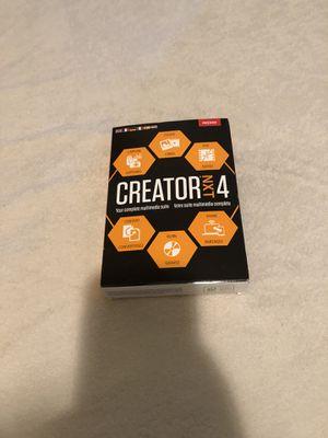 Creator ntx 4 software for Sale in Santa Monica, CA