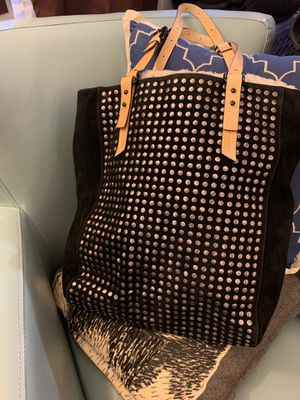 Kelsi Dagger Black Suede Tote for Sale in Schaumburg, IL