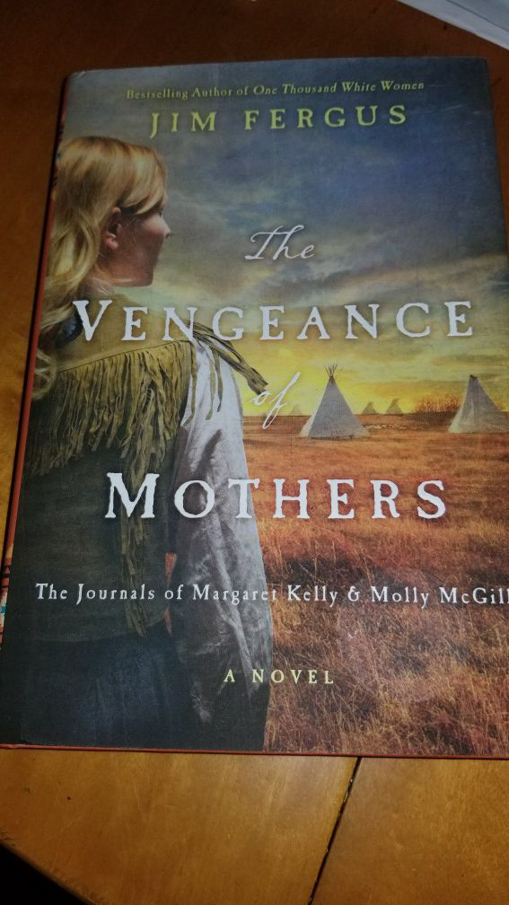 The vegence of mothers book