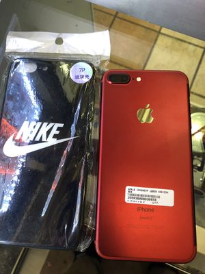 iPhone 7 Plus factory unlock 256 gb for Sale in St. Louis, MO