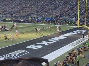 4 Seahawk vs Earl Thomas and the Ravens section 100 row G! for Sale in Bonney Lake, WA