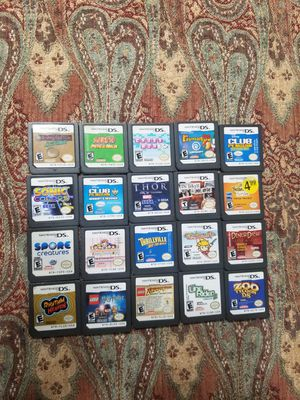 Nintendo Ds Games for Sale in Gaithersburg, MD