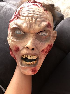Halloween mask. for Sale in San Antonio, TX