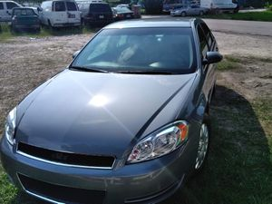 2008 Chevrolet Impala LS for Sale in Humble, TX
