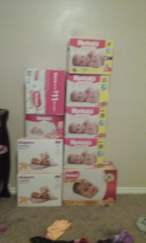 Size 1 diapers for Sale in Salt Lake City, UT
