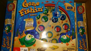 New Gone Fishin' Game for Sale in Portland, OR