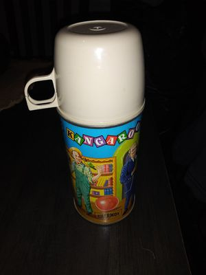 1964 Captain KangarooThermos for Sale in Cleveland, OH