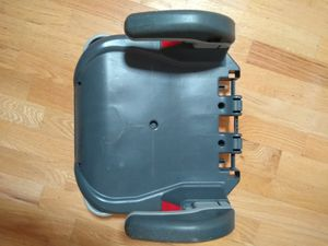 Booster car seat with cup holders. Clean and sturdy. for Sale in Santa Clara, CA