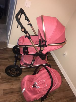 Stroller and car seat for Sale in FL, US
