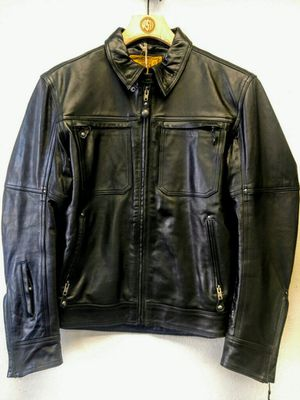 Leather Motorcycle Jacket for Sale in Signal Hill, CA