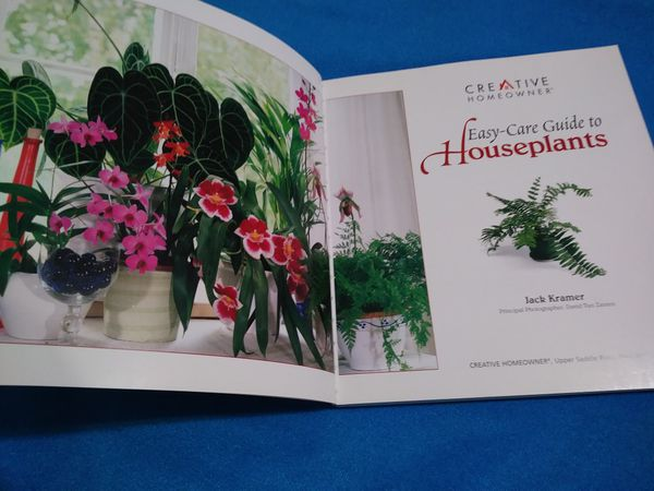 Easy - Care Guide to Houseplants by Jack Kramer