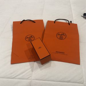Hermes Store Bags & Box for Sale in Los Angeles, CA