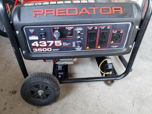 PREDAT0R GENERADOR 4375 WATTS for Sale in Houston, TX