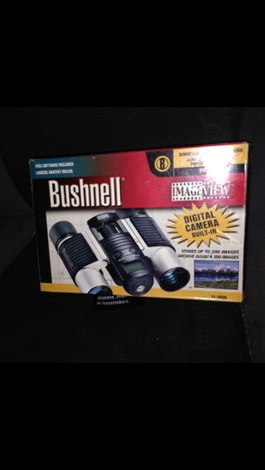 Bushnell Image View binoculars With Built in Digital Camera for Sale in Brookhaven, PA