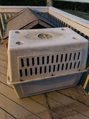 Dog House and portable traveling dog crate for Sale in Temecula, CA
