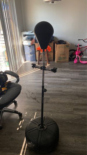 Speed bag for Sale in Arlington, TX