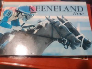 Keeneland book for Sale in Lexington, KY