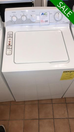 NO CREDIT!! GE Ultimate Care Washer CONTACT TODAY! #1513 for Sale in Fort Washington, MD