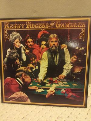 The gambler Kenny Rogers LP for Sale in St. Louis, MO