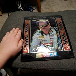 Dale Earnhardt Sr Giant Card for Sale in Watertown, CT
