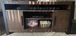 Bell'O TV Cabinet Stand for 65in TVs and smaller for Sale in Westerville, OH