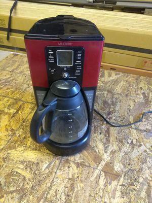 Coffee maker for Sale in Knoxville, TN