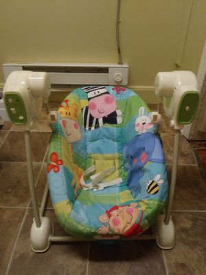 Infant swing chair for Sale in Baltimore, MD