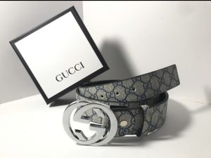 Gucci Belt size 30-34 in for Sale in Fresno, CA
