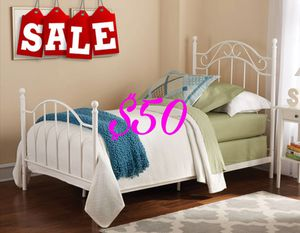 New Twin Platform Bed $50 for Sale in Dallas, TX