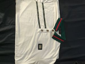 Gucci collar shirt for Sale in Canal Winchester, OH
