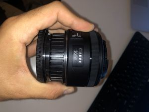 Canon 50mm 1.8 STM Prime for Sale in Tampa, FL