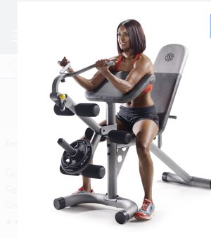Gold's Gym XRS 20 Olympic Workout Bench for Sale in McLean, VA