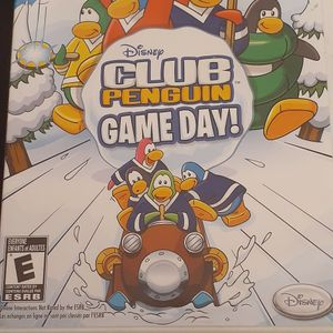 Disney's CLUB PENGUIN Game Day! (Nintendo Wii U + Wii U) for Sale in Lewisville, TX