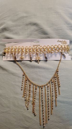 Charlotte Russe...choker for Sale in Charlotte, NC