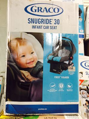 Graco snugrude 30 car seat for Sale in Las Vegas, NV